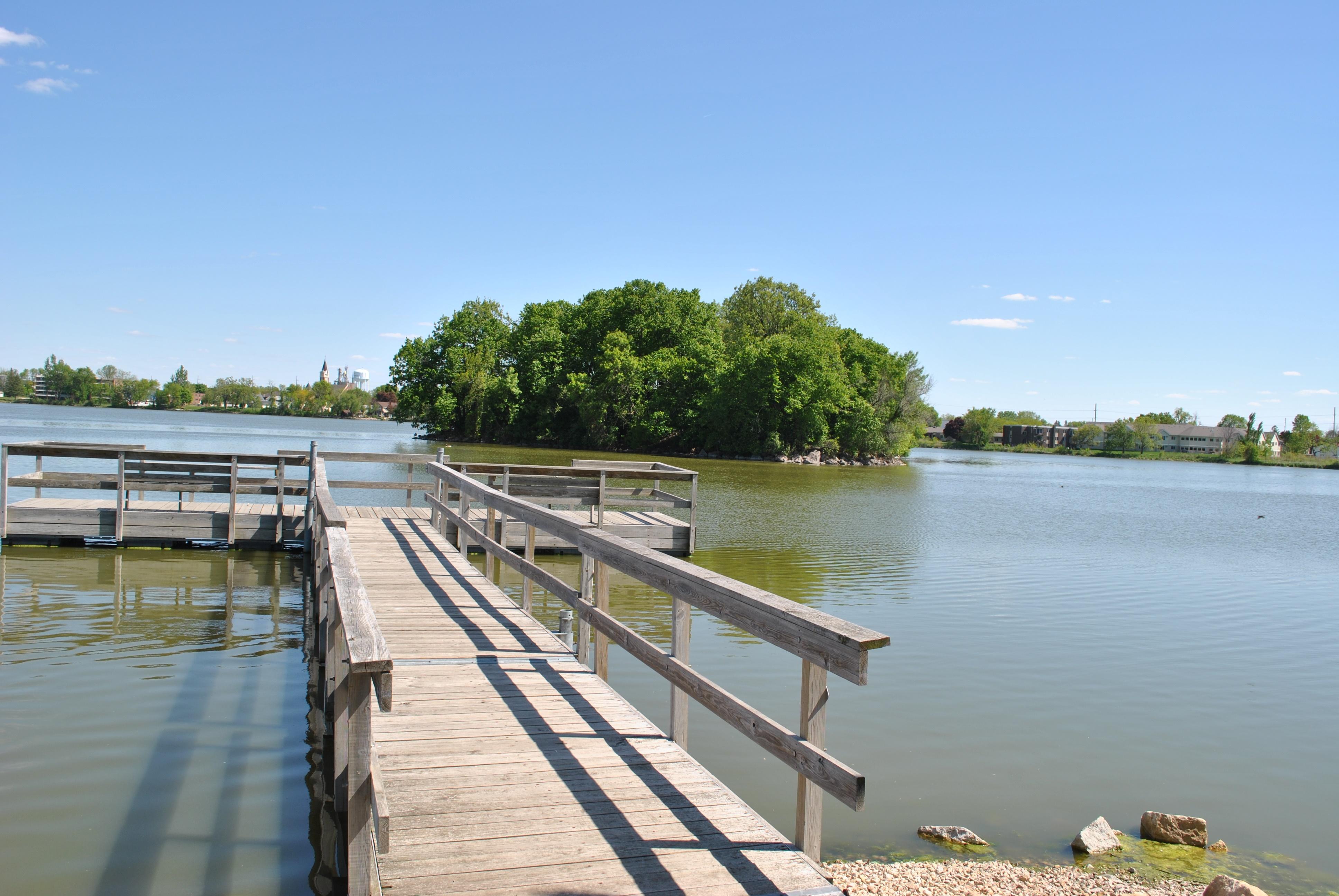 Loon Lake Dock